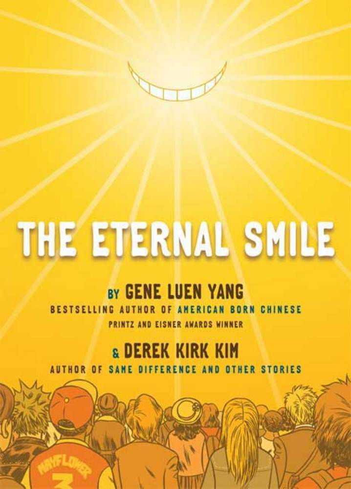 The Eternal Smile book cover