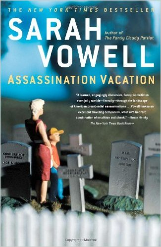 Book by Sarah Vowell