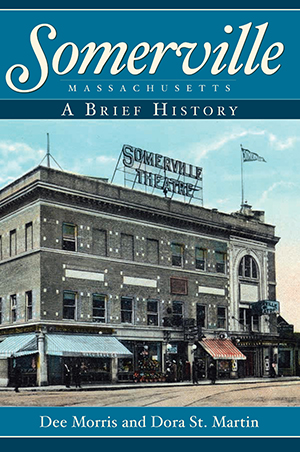 brief history of somerville book cover