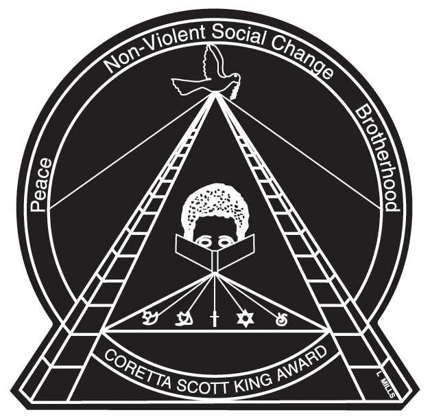 Coretta Scott King Award logo