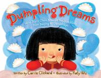 dumpling dreams cover