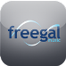 Image depicting Freegal logo.