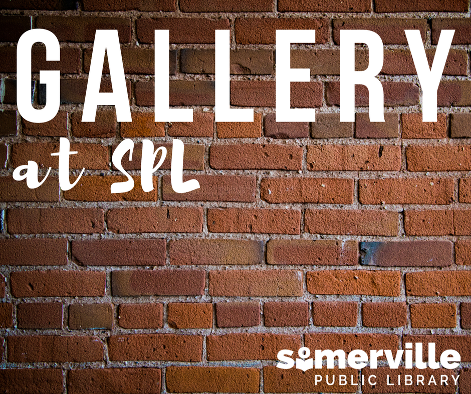 brick wall with Gallery at SPL