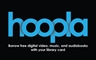 Image depicting Hoopla logo.