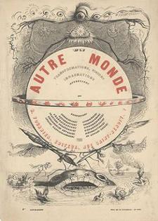 Book Cover Autre Monde