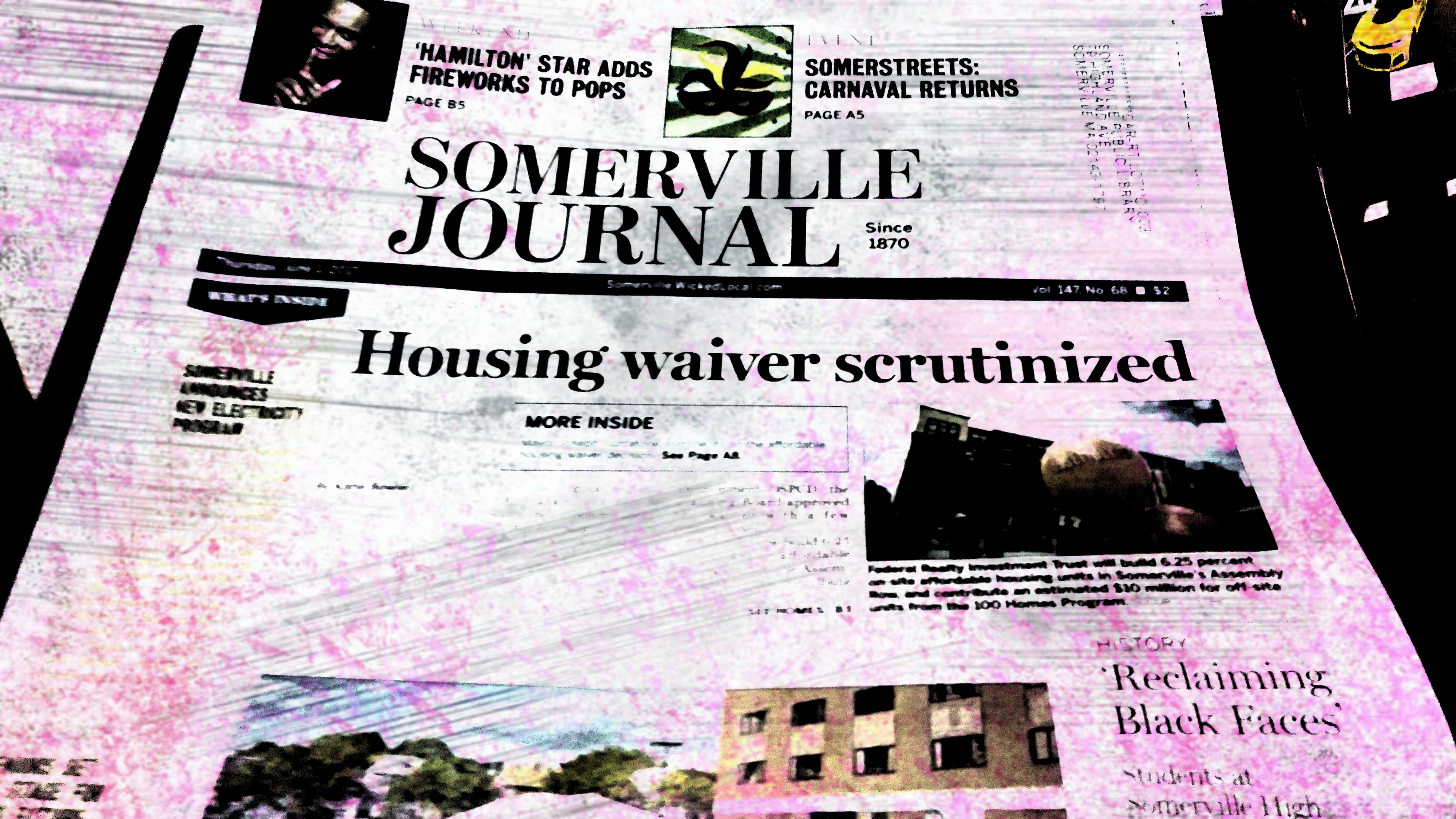 Picture of the Somerville Journal