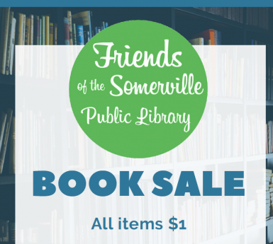 Friends of the Book Sale Image