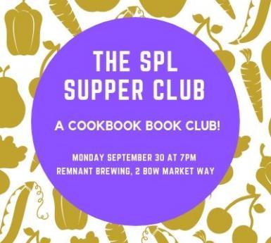 supper club sept 30