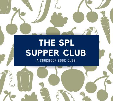spl supper club cookbook