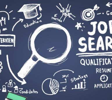 job search diagram