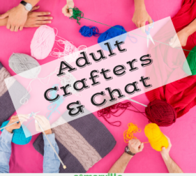 adult crafters chat