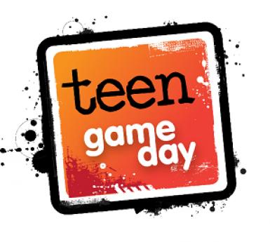 Teen Game Day logo