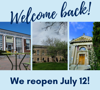 The SPL is reopening July 12