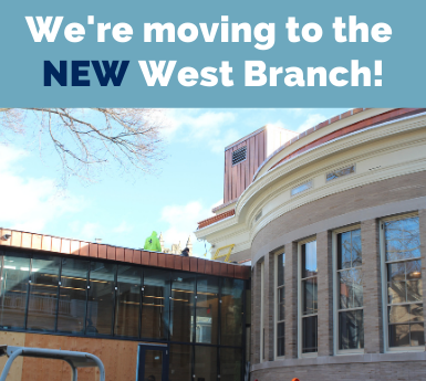 West Branch is Moving!
