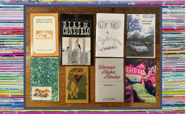 Small Press Collection at the Somerville Public Library