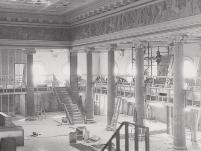 somerville public library renovation 1976