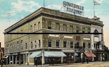 Somerville Theatre, Somerville, MA