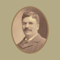 Sam Walter Foss portrait