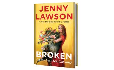 Broken (in the best possible way) book cover
