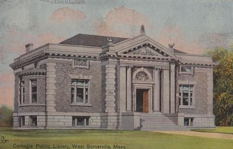 West Branch Somerville Public Library