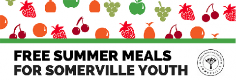 Free Summer Meals for Somerville Youth
