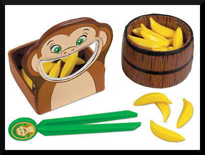 feed the monkey bananas game