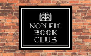 Non-Fic Book Club at SPL!