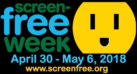 Screen Free Week Logo