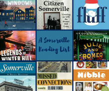 somerville reading list book covers