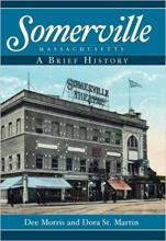 """Cover of book """"Introducing Somerville: a Brief History"""""""