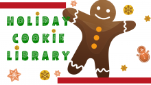 holiday cookie book list
