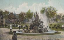 Wilson Memorial Fountain, Central Hill Park, Somerville, MA