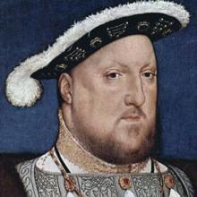 Image of King Henry VIII