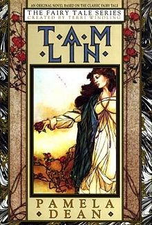 Cover of paperback edition of Tam Lin