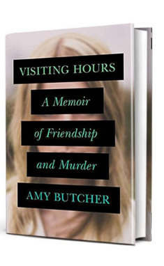 Visiting Hours by Amy Butcher book cover