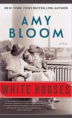 White Houses by Amy Bloom book cover